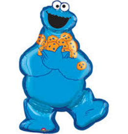 Qualatex Cookie Monster SuperShape