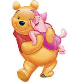 Qualatex Pooh and Piglet Airfill