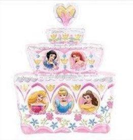 Qualatex Princess Cake SuperShape