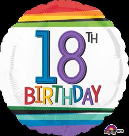 """Rainbow 18th B-Day 18"""""""