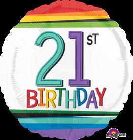 "Rainbow 21st B-Day 18"""