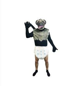 Puppy Monkey Baby - Standard