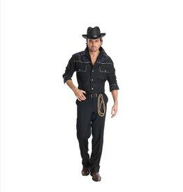 Cowboy Shirt and Hat - Standard