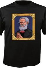DIGITAL DUDZ T-SHIRT - XXL - Haunted Mansion Portrait Shirt