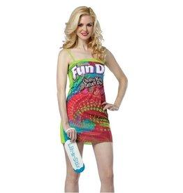 RASTA IMPOSTA Fun Dip Tube Dress - S/M