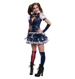Secret Wishes Harley Quinn - L