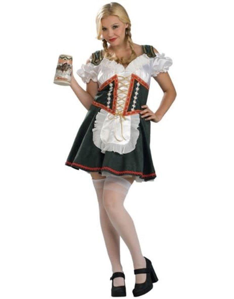 Secret Wishes Swiss Miss - Plus Size