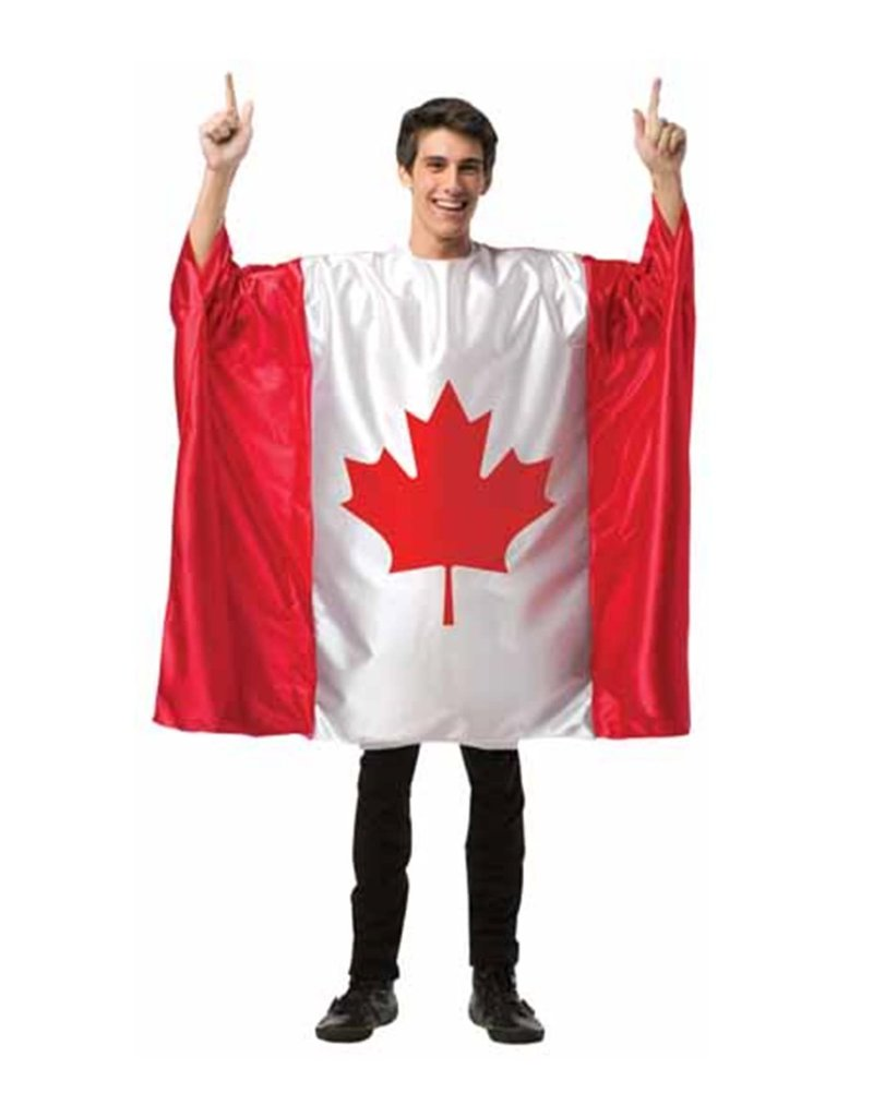 Canada Flag Tunic - O/S