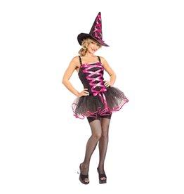 Pink Ballerina Witch - Standard