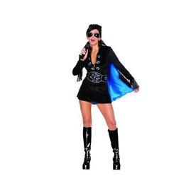 Vegas King Dress - XS elvis