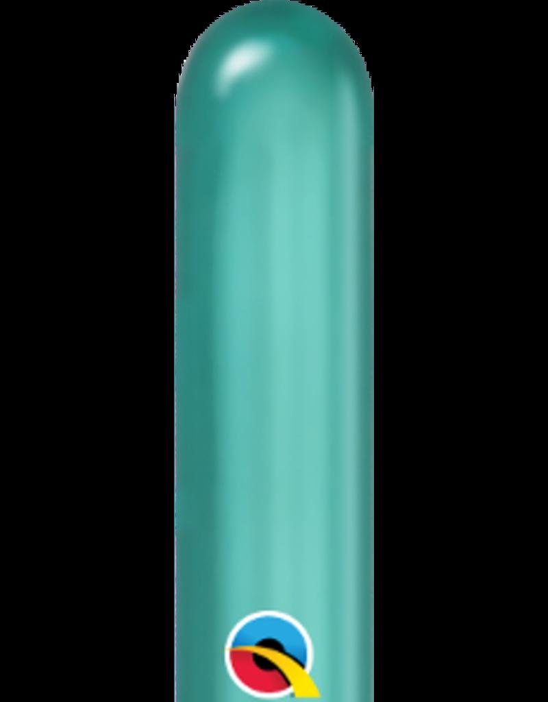 Qualatex 260Q Chrome Green - 100ct