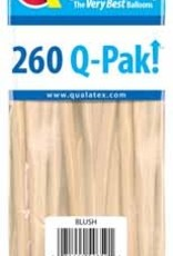 Qualatex 260Q Q-Pak Blush - 50ct