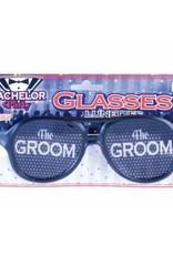 BACHELOR GLASSES - GROOM
