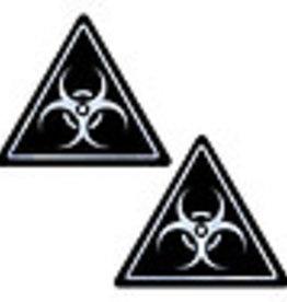 TOXIC WASTE NIPPLE PASTIES