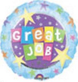 """18"""" Great Job Stars (FLAT)"""