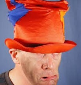 OVERSIZED CRUSHED HOBO HAT