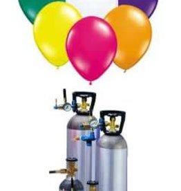 T (50) HELIUM TANK RENTAL (550 balloons)