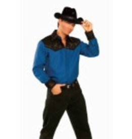 Forum Novelties COWBOY SHIRT - Standard -