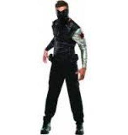 Captain America Winter Soldier-XL