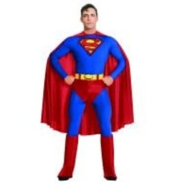 SUPERMAN MUSCLE SUIT XL