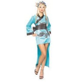 Rubies Costumes TEAL PASSION DRAGON