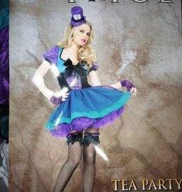 TEA PARTY HOSTESS - Extra Small -