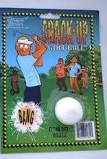 Goofy Golf Ball