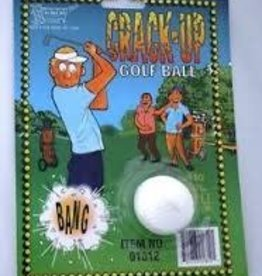 GOOFY GOLF BALL