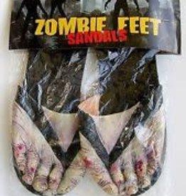 ZOMBIE FEET SANDALS L