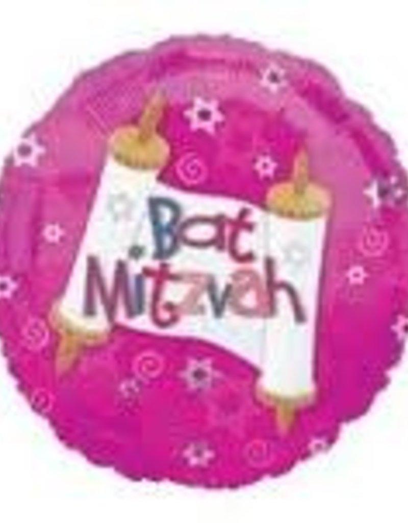 "18"" BAT MITZVAH (FLAT)"