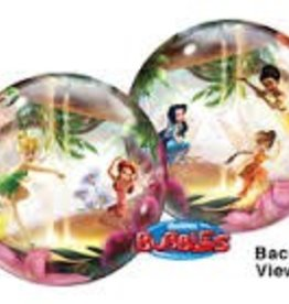 "Qualatex 22"" Bubble - Tinkerbell"