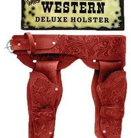 WILD WESTERN DELUXE HOLSTER