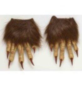 LATEX WEREWOLF CLAW HANDS