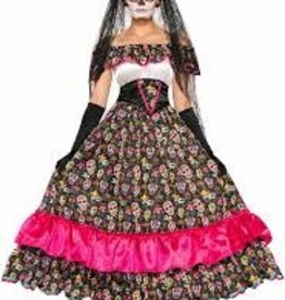 DAY OF THE DEAD SPANISH LADY