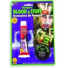 VAMPIRE BLOOD AND STUFF