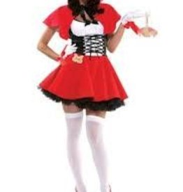 RED RIDING HOOD - Large/Extra Large -