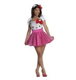 HELLO KITTY DRESS - Large -