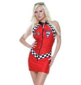 RED HOT RACER - Medium/Large