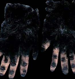 BLACK HAIRY HANDS