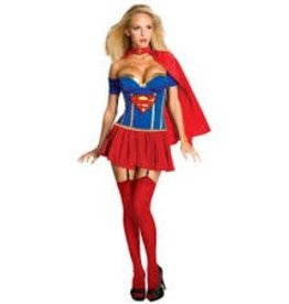 Supergirl Corset Pack-Small