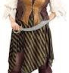 Secret Wishes PIRATE WENCH -Plus Size-