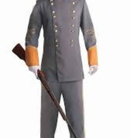 Forum Novelties CONFEDERATE OFFICER - Standard