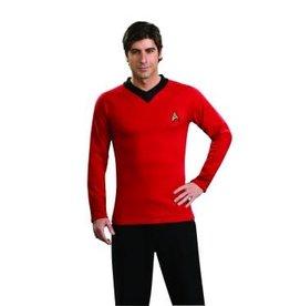 Rubies Costumes STAR TREK LICENSED SHIRT SCOTTY XLARGE
