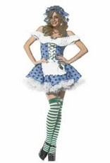BLUEBERRY GIRL COSTUME - Medium -