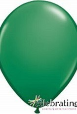 "Qualatex 05""  GREEN 100CT"