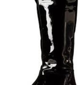 HERO 100/B -  Black Boots - M