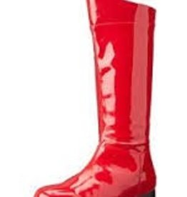 Hero 100/R- RED BOOTS - L