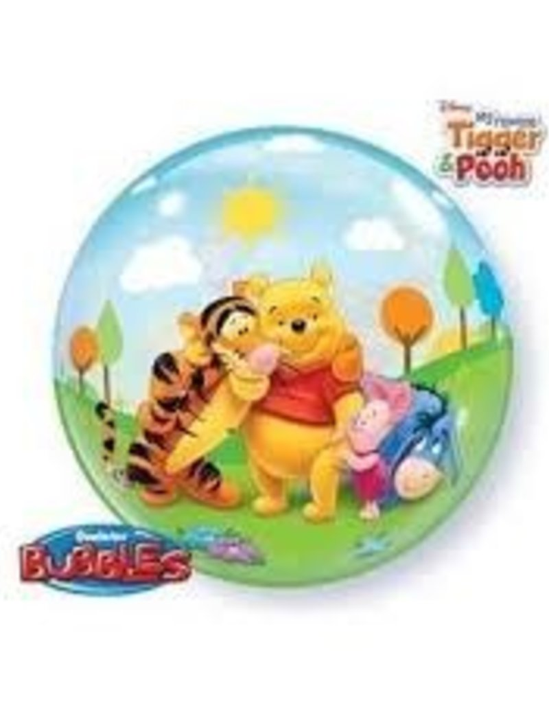 """22"""" MY FRIENDS TIGGER AND POOH"""