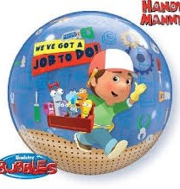 "Qualatex 22"" Bubble - Handy Manny"