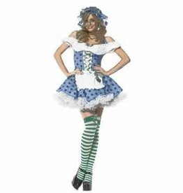 BLUEBERRY GIRL COSTUME -Extra Small -
